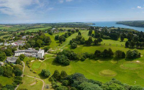 Helford River Hotel | Budock Vean | Cornwall