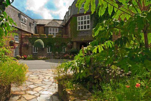 Hotel in Cornwall | Budock Vean Hotel | Helford River