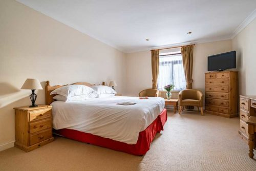 Holiday Cottages in Cornwall | Beavers Lodge | Budock Vean Hotel