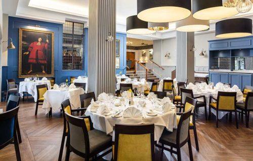 Fine Dining Hotel Cornwall | Budock Vean