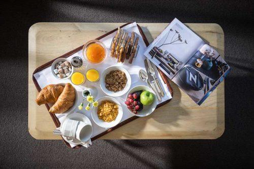 Room Service | Hotel in Cornwall | Budock Vean Hotel