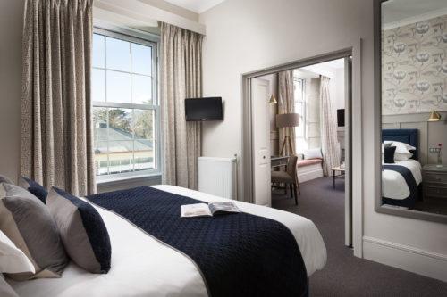 Luxury Suite | Budock Vean Hotel in Cornwall