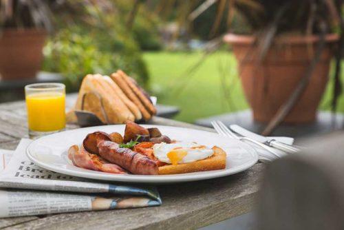 Hotel Breakfast Cornwall | Budock Vean Hotel