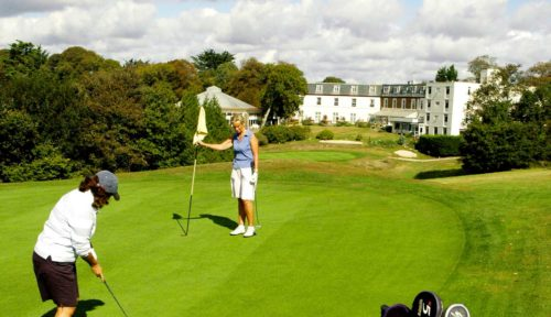 Golf Course in Cornwall | Budock Vean Hotel