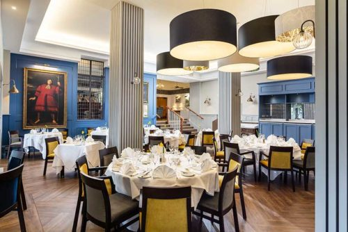 Hotel with Restaurant | Budock Vean Hotel | Cornwall