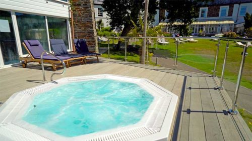 Hotel with Hot Tub Cornwall | Budock Vean Hotel