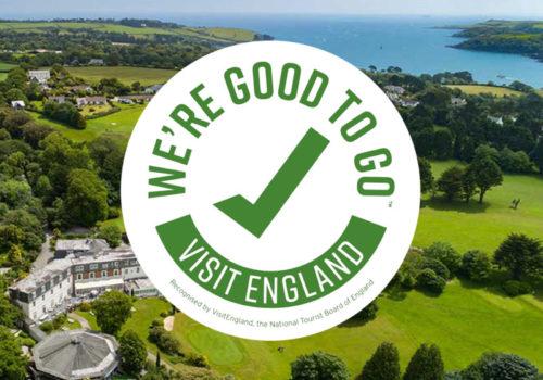Good to Go Visit England Award