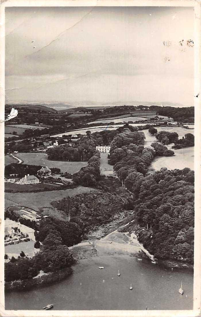 History of Budock Vean Hotel, Cornwall