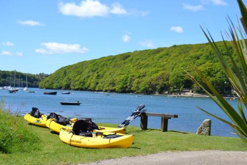 Kayaking in Cornwall | Budock Vean Hotel | Cornwall