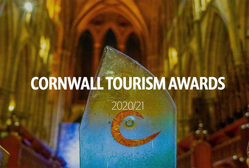 Cornwall tourism awards 2021