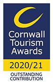 Cornwall Tourism Awards winner Martin Barlow, Budock Vean Hotel, Cornwall