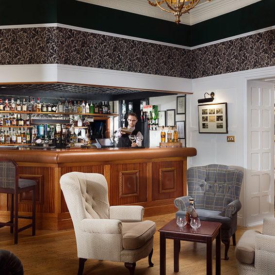 Hotel in Cornwall | Budock Vean Hotel Bar