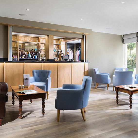 Golf Holiday Cornwall | Budock Vean Hotel Golf Bar