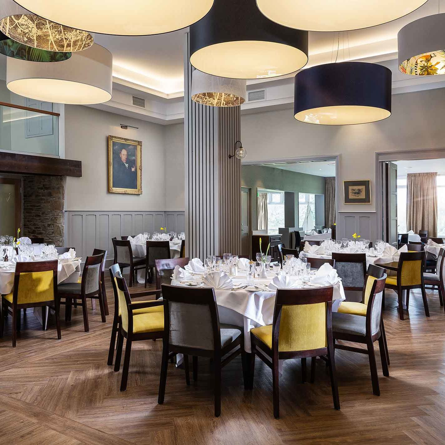 Fine Dining Hotel Cornwall | Budock Vean
