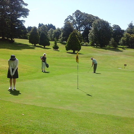 Golfing Holiday Cornwall | Budock Vean Hotel
