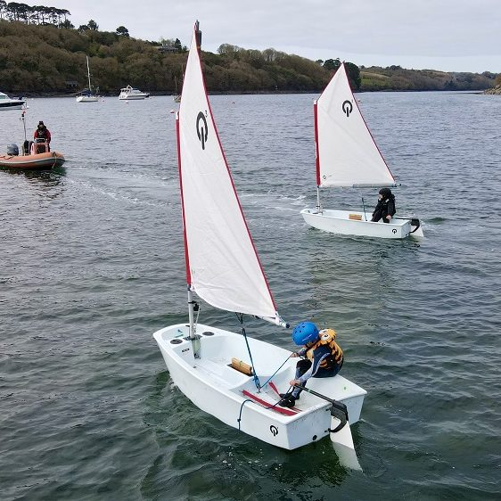 Childrens Sailing Trust | Helford | Cornwall