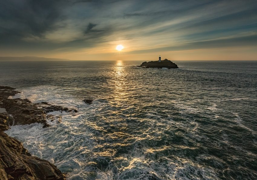 Godrevy Lighthouse | Cornwall | cDreamstime