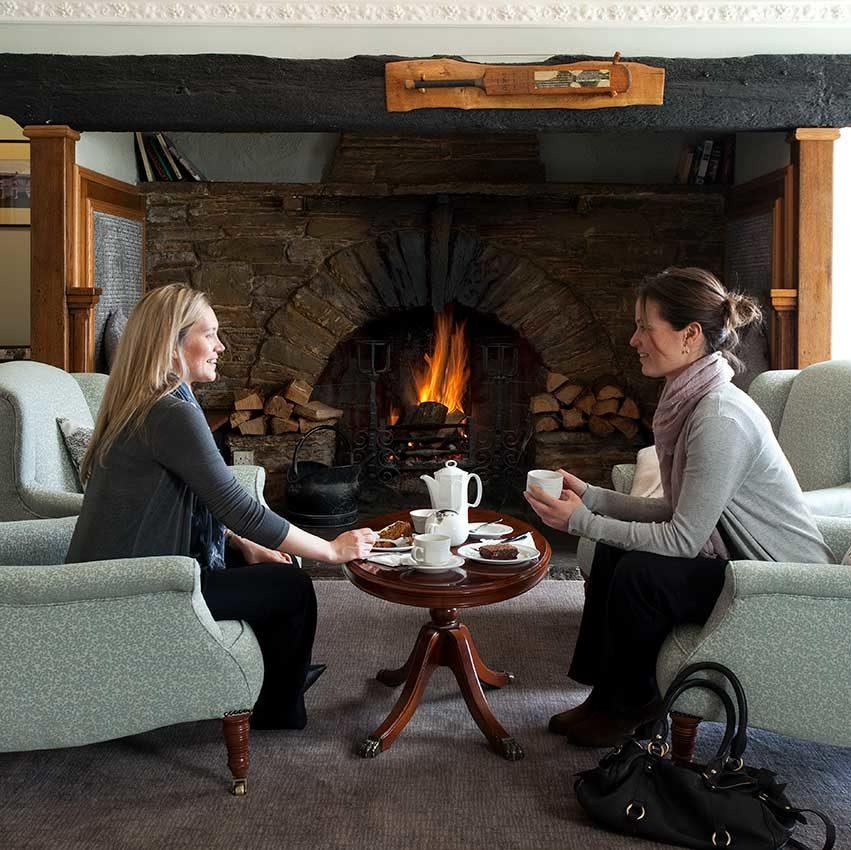 Coffee in Cornwall | Budock Vean Hotel