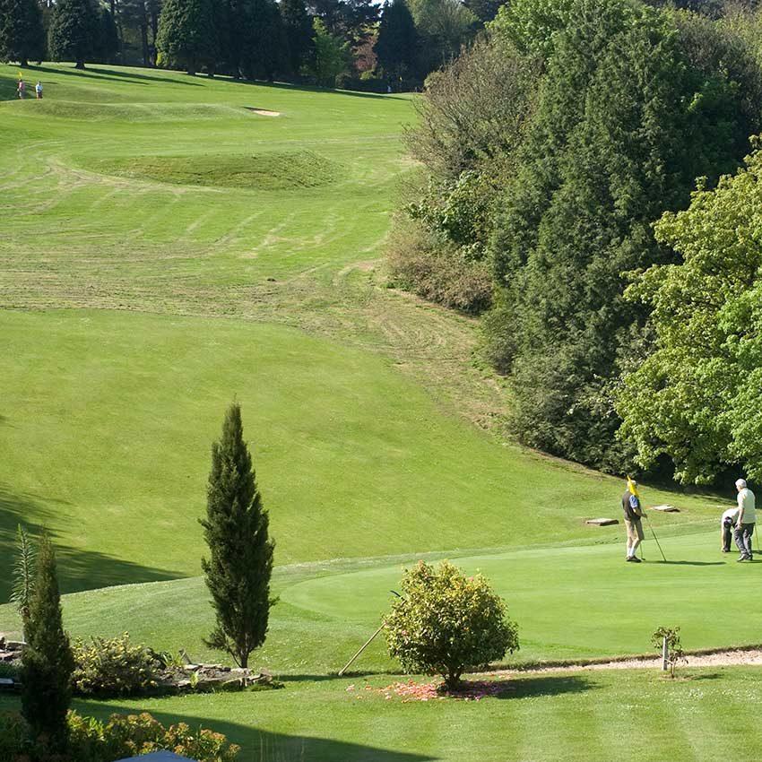 Golf Holiday Cornwall | Budock Vean Hotel