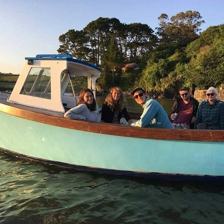 Boat Trip | Helford River | Cornwall | Budock Vean Hotel